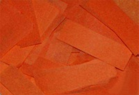 SFAT Confetti RECTANGULAR - 10 kg Orange