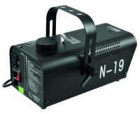 Eurolite N-19 smoke-machine black