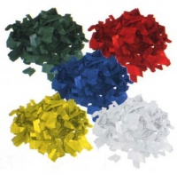 MLB ORANGE Confetti FP 50x20mm, 1 kg