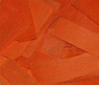 SFAT Confetti RECTANGULAR - 1 kg orange